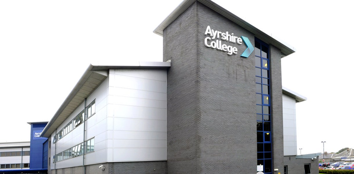 Ayrshire College given STEM skills support