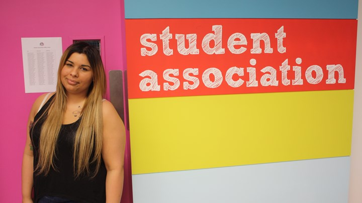 Care experienced student progresses at Ayrshire College