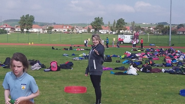 Ayrshire College student nets Active Schools position