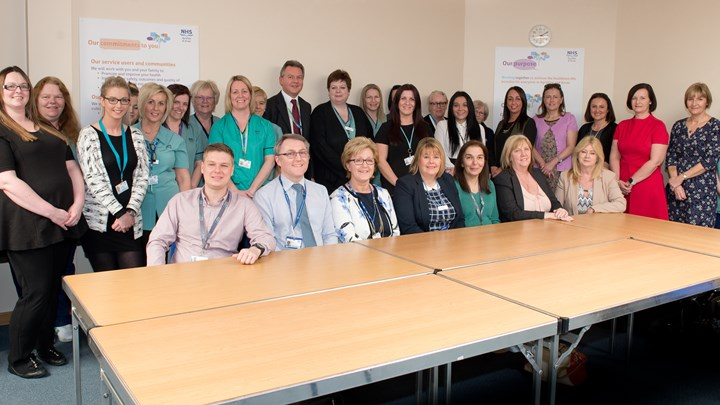 Ayrshire College students complete placements with NHS Ayrshire & Arran