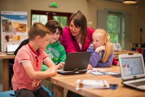 CoderDojo Dumfries House