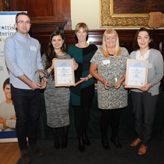 Disability & Health Project of the Year 2016 - Ayrshire College & NAS.JPG