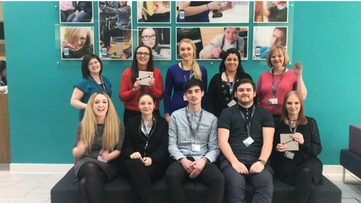Ayrshire College wins social media awards