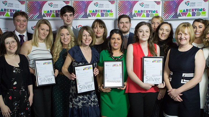 Successful awards night for Ayrshire marketing team