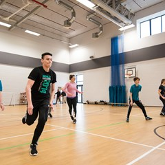 Ayrshire college kilmarnock campus november-219.JPG