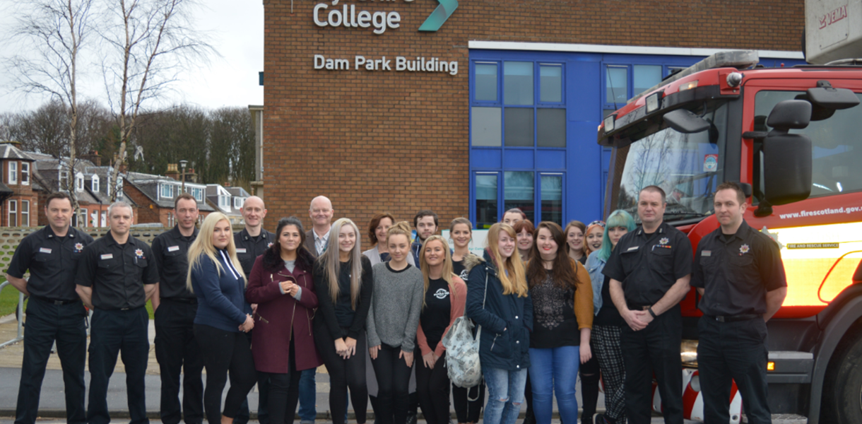 Ayrshire College shortlisted for four college awards