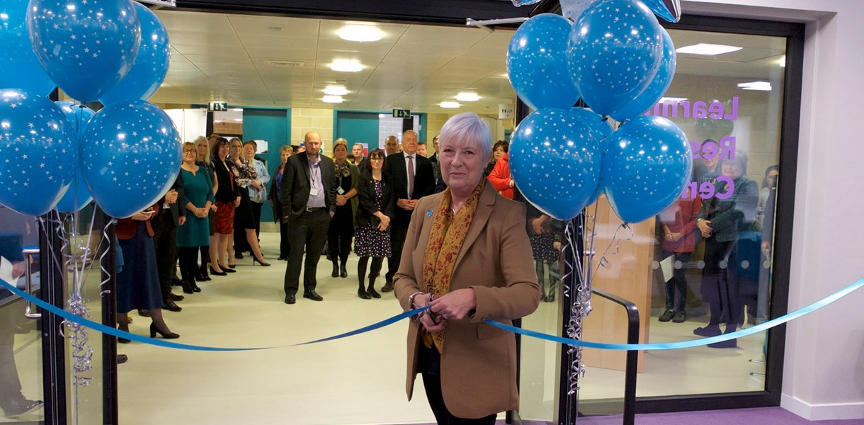 Kilwinning Campus renovated to enhance student experience