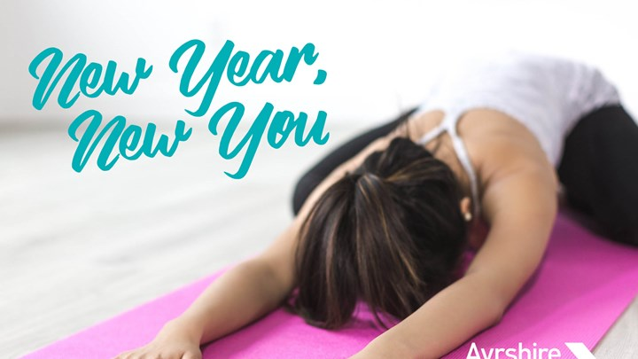 New Year, New You at Ayrshire College