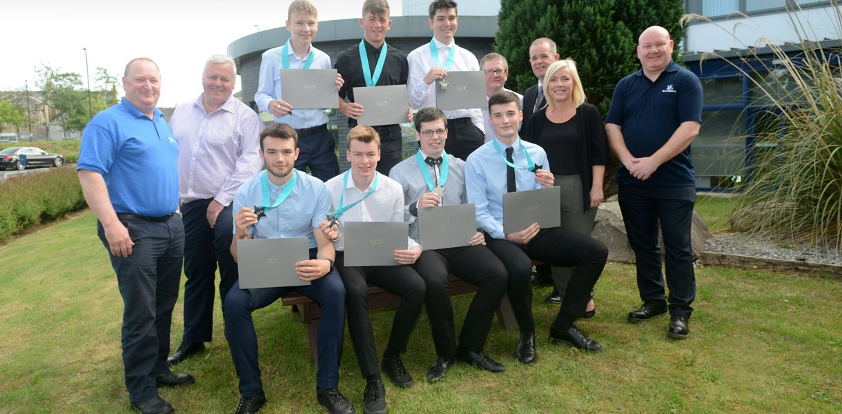 Foundation Apprentices have 'kick-started' their careers!