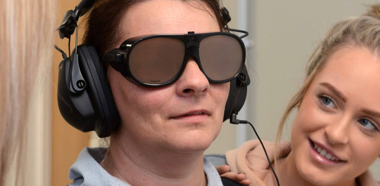 Care Students experience state-of-the-art technology