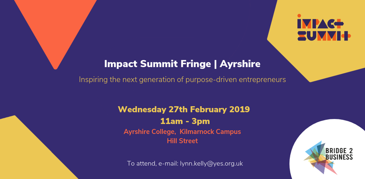 'Impact Summit Fringe' event announced for Ayrshire