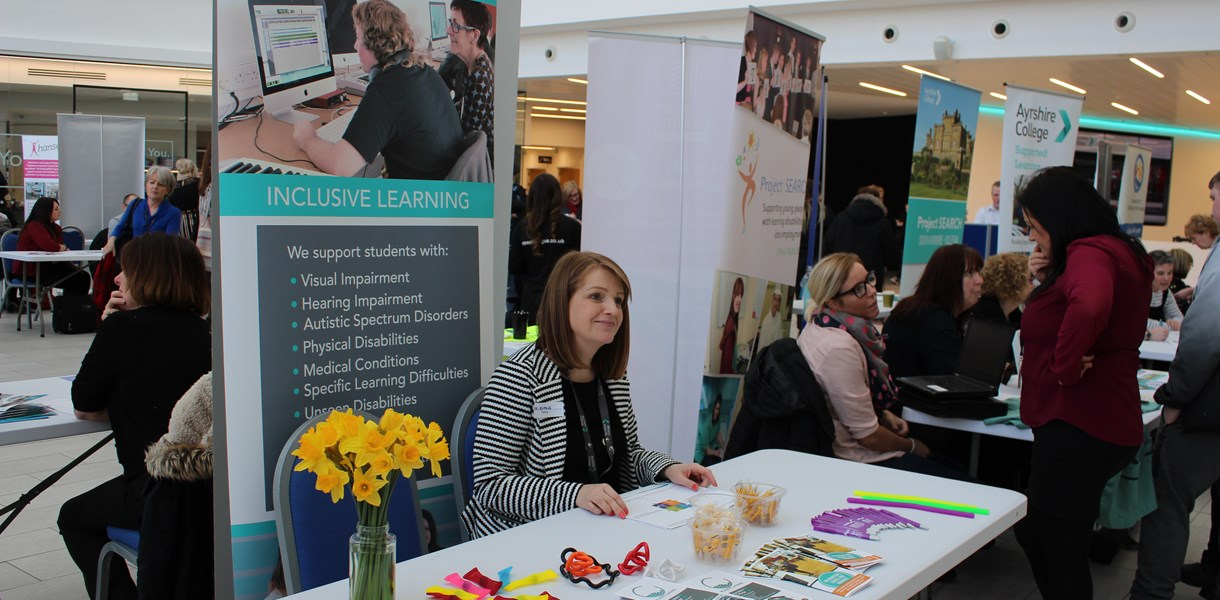 Inspirational 'Creating Connections' event a success